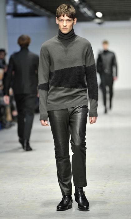 Pantaloni in pelle Costume National