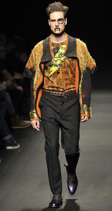 Cardigan su t-shirt Vivienne Westwood