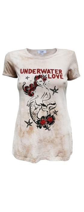 T-shirt stampata Loiza By Patrizia Pepe