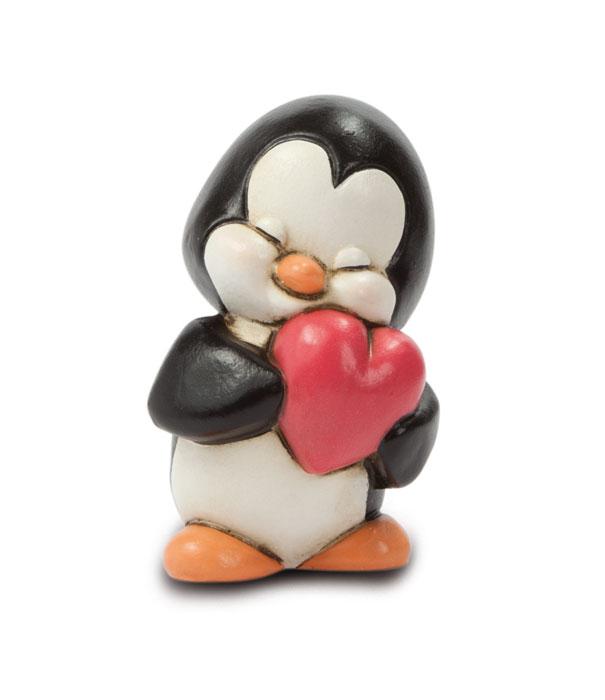 Pinguino con cuore Egan
