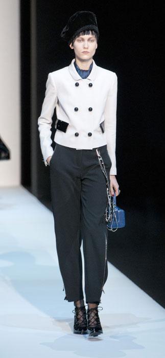 Completo giacca pantalone Giorgio Armani