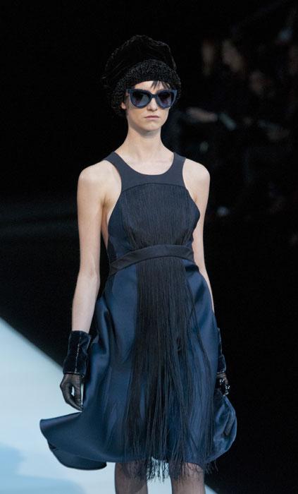 finest selection a42f0 76067 La donna garçonne di Giorgio Armani - www.stile.it