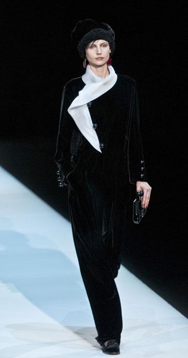 finest selection 20e5f 48495 La donna garçonne di Giorgio Armani - www.stile.it