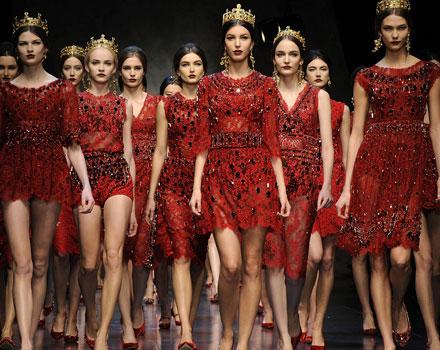 Sfilata Dolce &Gabbana