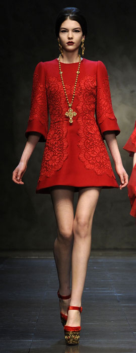 Mini abito Dolce &Gabbana