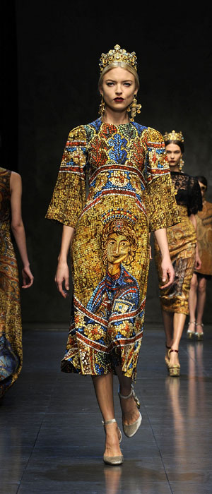 Iconografici Dolce Gabbana - www.stile.it 664a7ab00a8