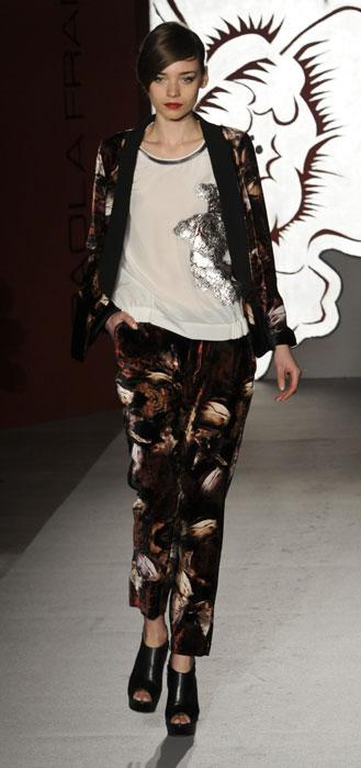 Pantaloni e giacca Paola Frani