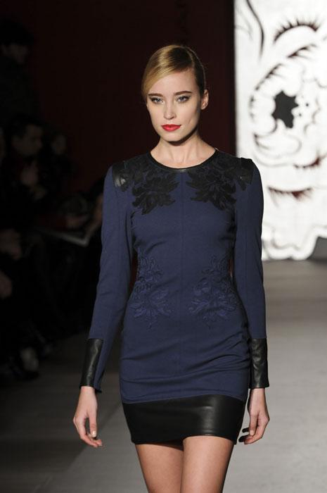 Mini dress Paola Frani