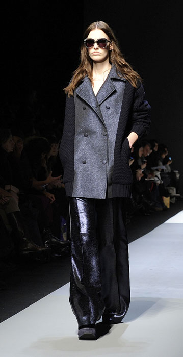 Pantalone e cappotto Max Mara
