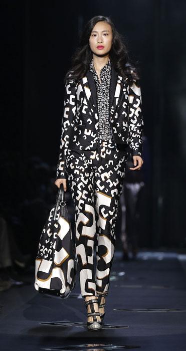 Completo foulard Diane Von Furstenberg