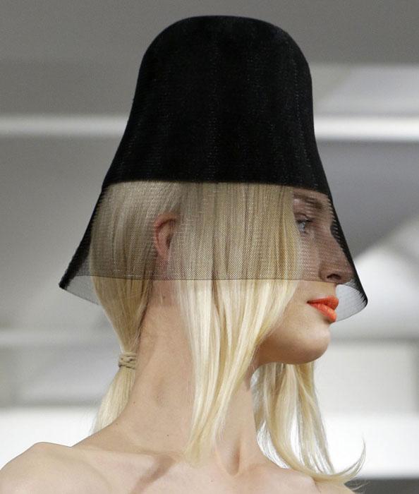 Cappello  Oscar de La Renta