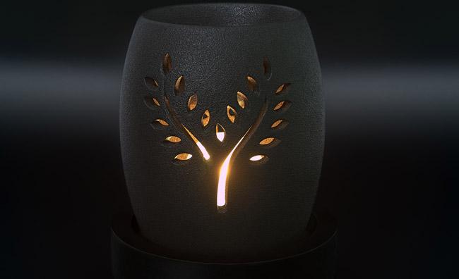 Lampada per aromaterapia