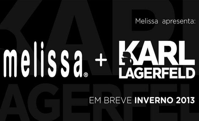 Karl Lagerfeld nel cuore di Melissa