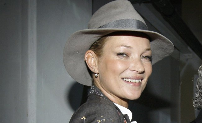 Tanto di cappello, signora Moss!