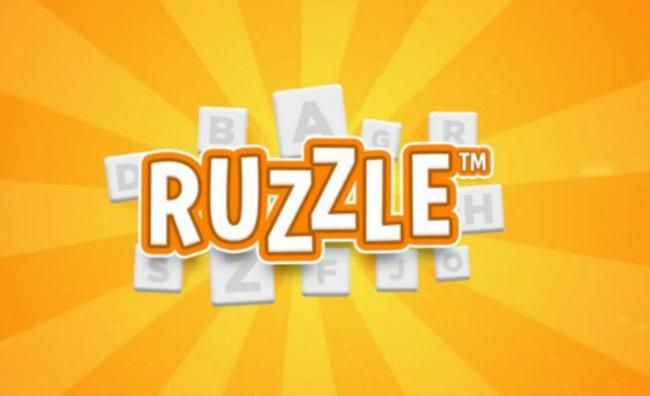 Tutti pazzi per Ruzzle