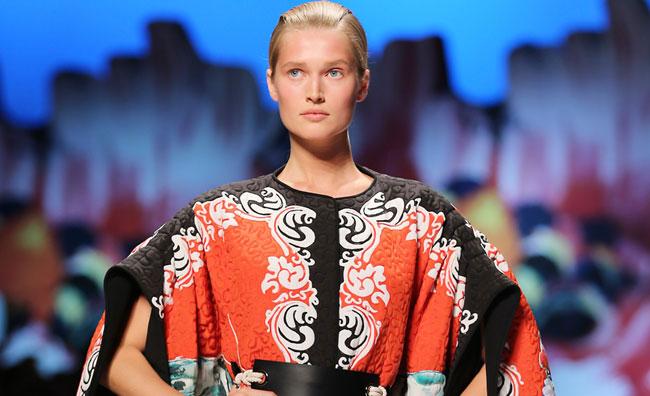 Kimono: la tendenza da Oriente