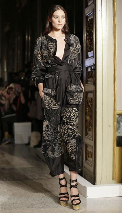 Tuta kimono Emilio Pucci