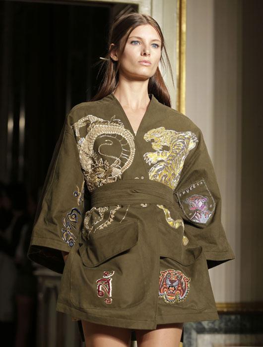 Giacca kimono Emilio Pucci