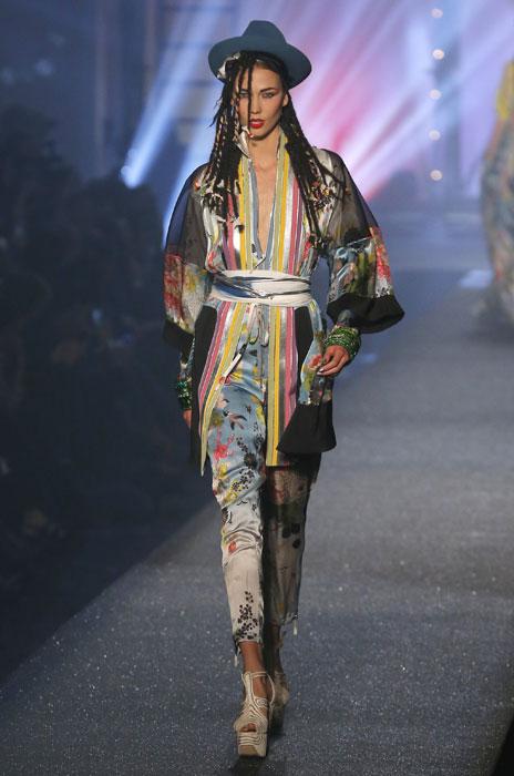 Completo kimono Jean Paul Gaultier