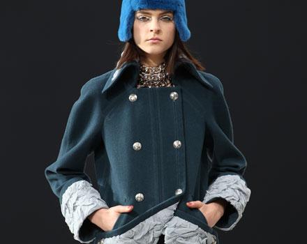 Cappotto e cappello Chanel