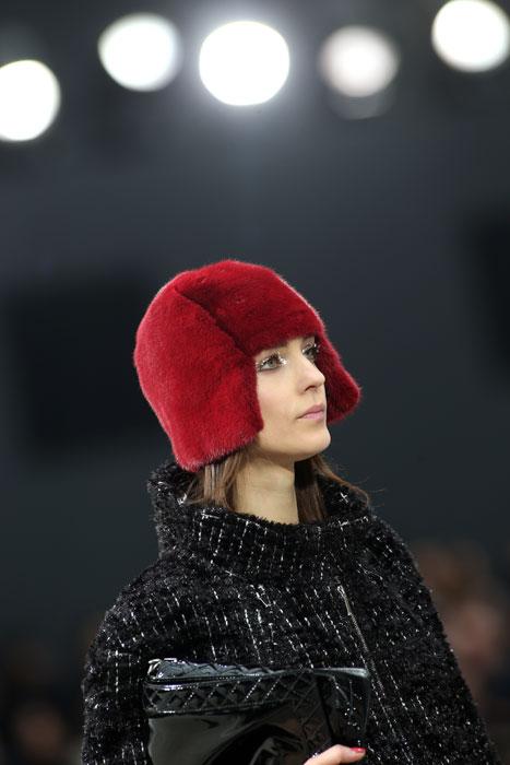 Cappotto e pochette Chanel