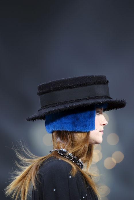 Giacca e cappello Chanel
