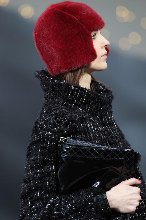 Cappotto pochette Chanel