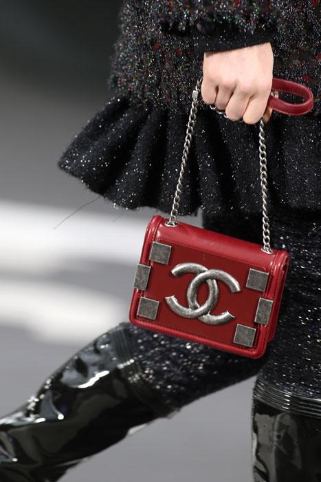 Tracolla Chanel