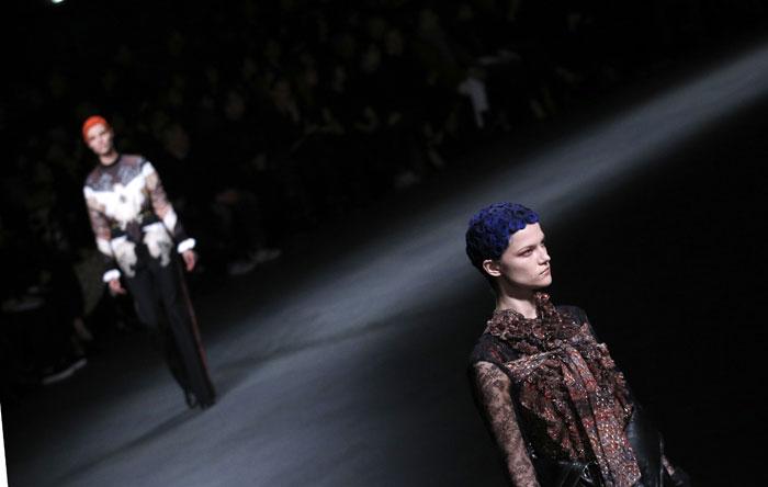Sfilata Givenchy