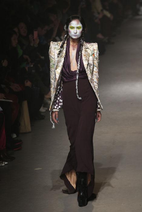 Abito e giacca Vivienne Westwood
