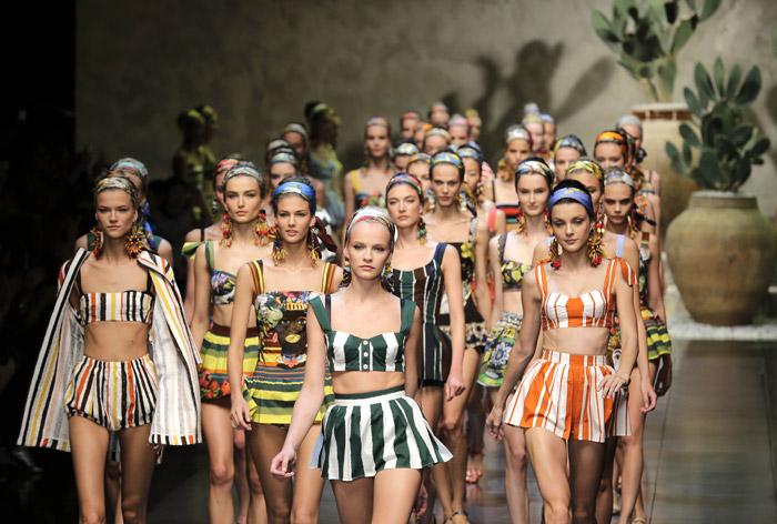 Barocchi o anni '80: i costumi del 2013