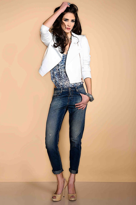 Campagna Maggie Jeans