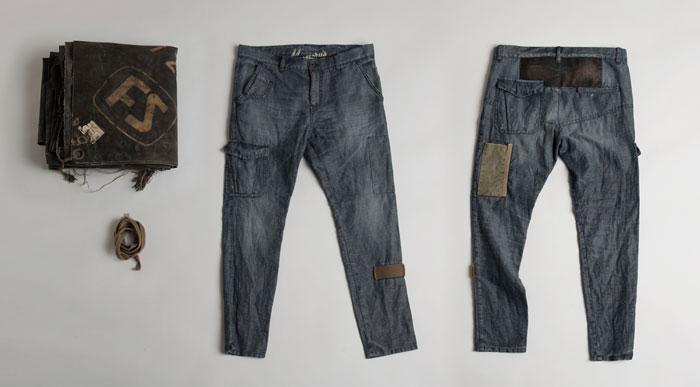 Jeans uomo Memory's ltd