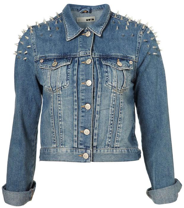 Giacca jeans dell'e-bay special collection per i 140 anni del jeans