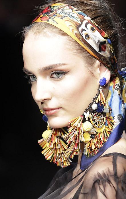 Orecchini Dolce & Gabbana