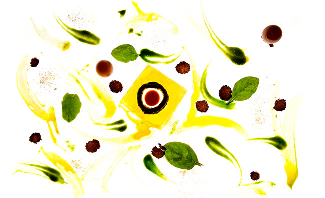 Colortaste, la cucina si fa arte