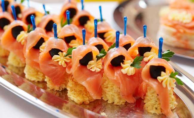 L'arte del banqueting, la moda in tavola