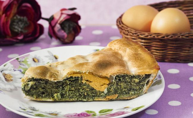Un piatto per le feste: la torta Pasqualina