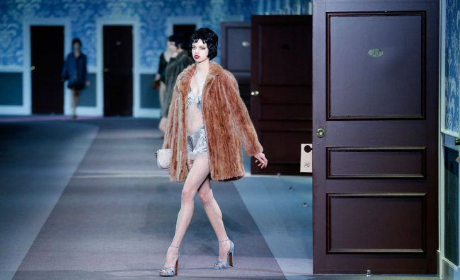 Modelle o prostitute? La parola a Louis Vuitton
