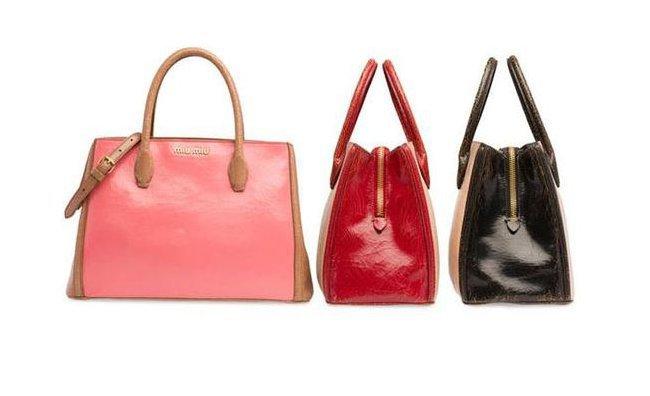 Le borse vintage di Miu Miu
