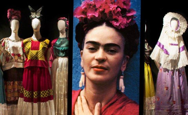 L'apparenza inganna: lo stile di Frida Kahlo