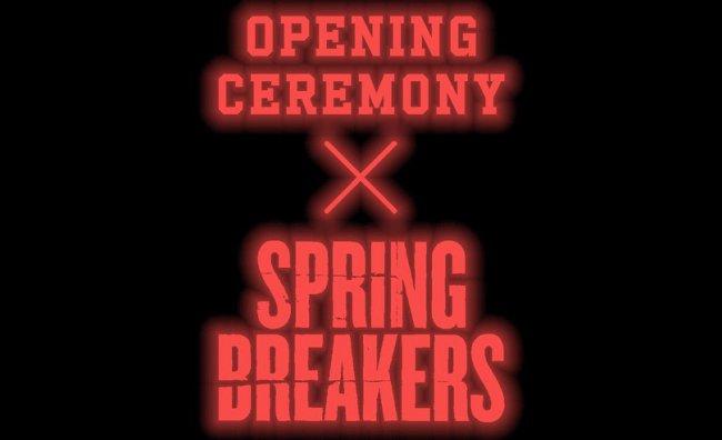 La primavera di Opening Ceremony