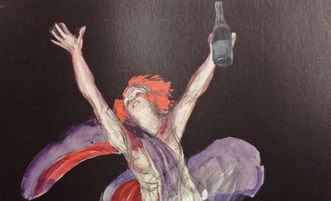 Lo Champagne in mostra