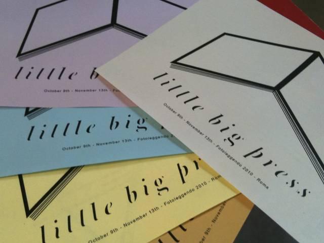 Little Big Press al Forma di Milano