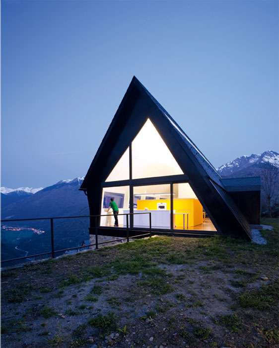 Rock The Shack: Architettura E Natura