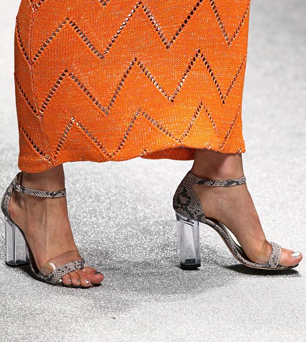 Sandali con tacco Laura Biagiotti