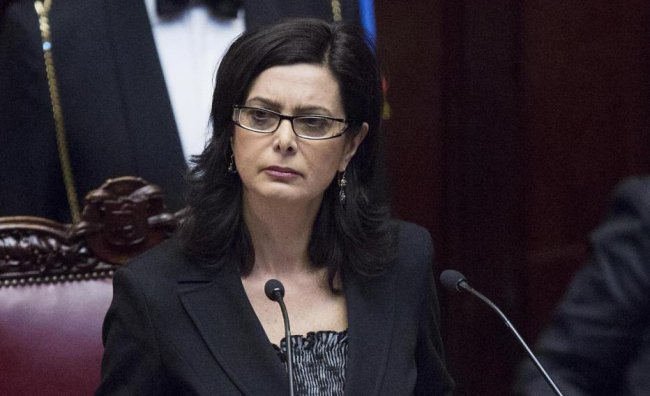 Laura Boldrini VSP