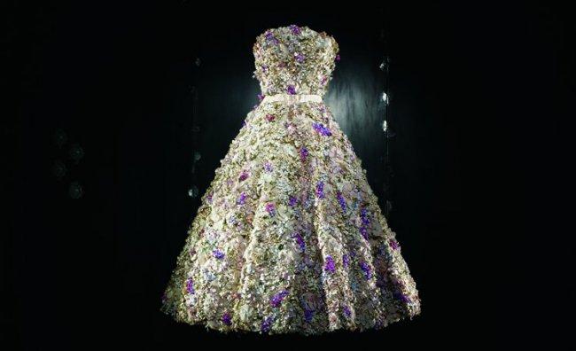 Moda e arte: Impressions Dior