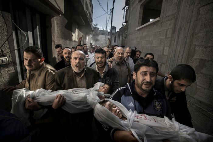 20 November 2012, Gaza City, Palestinian Territories