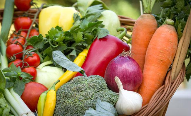 Dieta a colori